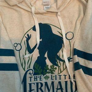 The Little Mermaid hoodie.